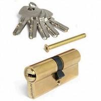 """Цилиндровый механизм """"Apecs"""" SC-M 60 (25/10/25 мм) ключ-ключ"""